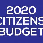 2020 Citizens Budget