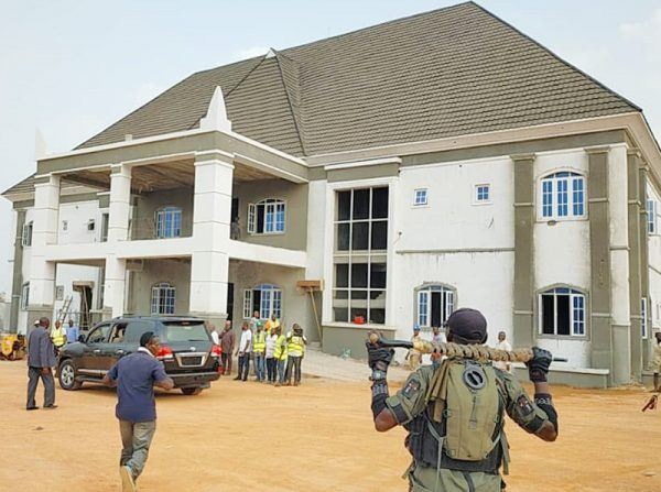 New Palace Office Okene